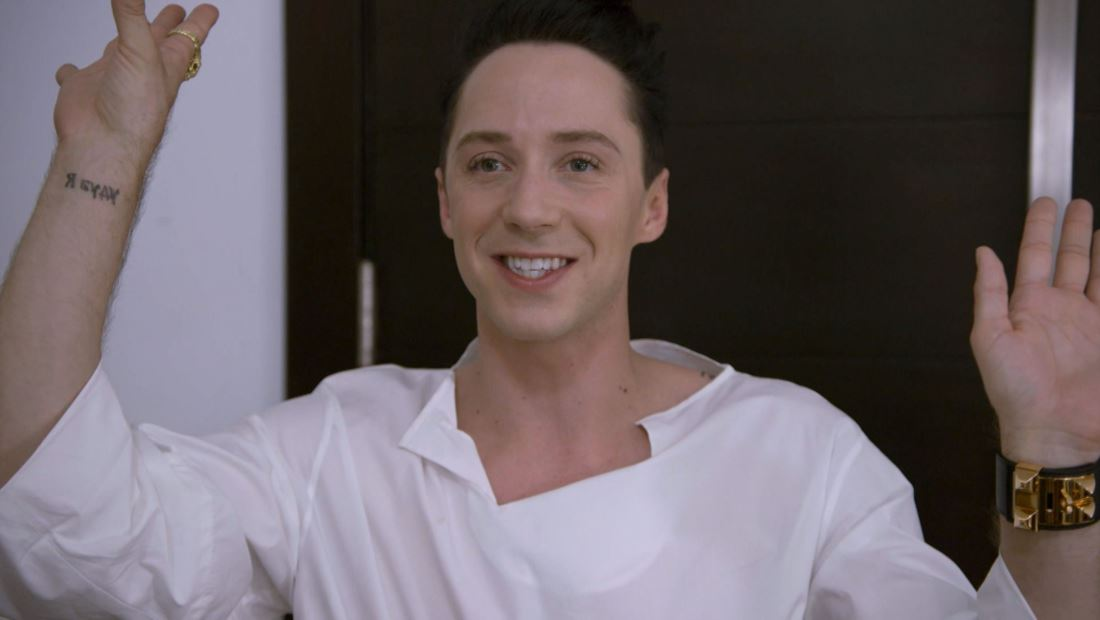 Stassi Schroeder and Kristen Doute, Johnny Weir, Nancy Grace